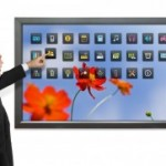 image of amt media touchscreen display on www.amtmedia.co.uk